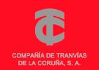 Tranvías Corunha Logo